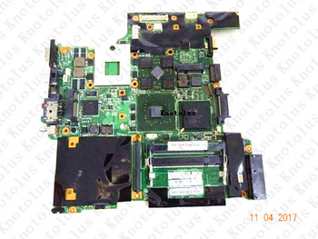42W7725 for Lenovo ThinkPad R60 T60 laptop motherboard 945PM DDR2 Free Shipping 100% test ok vision r60