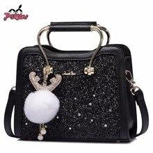 Just Star Women S Pu Leather Handbag Las Cartoon