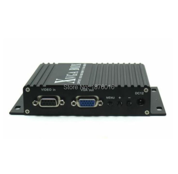 replace GE monitor to LCD for 44A717111 44A719977 44A719978 44A719979 XVGA box