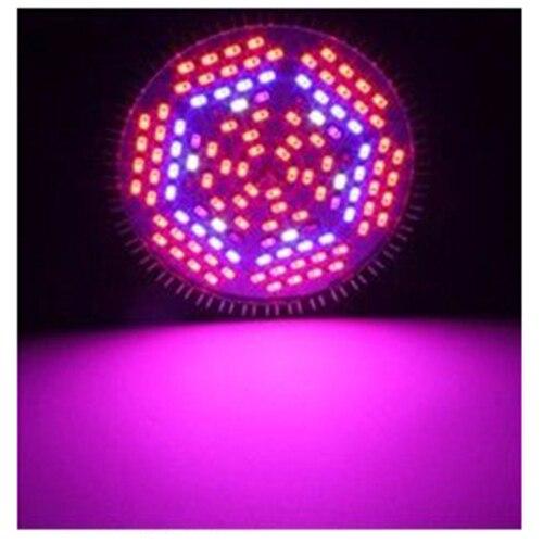 E27 80 Вт полный спектр 5730 растет свет растений Вег гидропоники 110 В-220 В