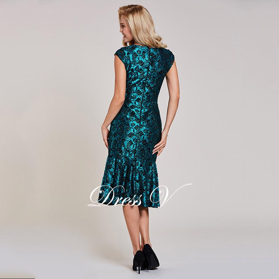 0205e67983800e5 Dressv темно зеленый вечернее платье Дешевые без рукавов v образным вырезом  трубы на молнии Свадебная вечеринка Формальное Русалка. Вечерние платья ...