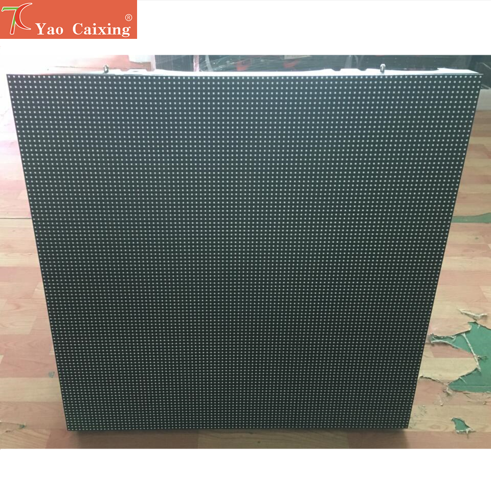 P10 Outdoor Waterproof Smd Rgb Full Color Led Display Led Module Aliuminum Cabinet Screen Led Signs Screens 960x960mm
