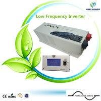 5000watt Solar Power Inverter,5000W Low Frequency inverter UPS pump inverter CE RoHS GMC Approved