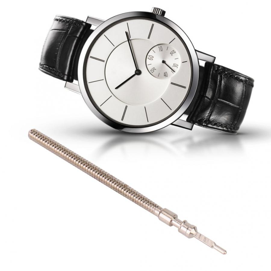 100pcs Movement Pocket Watch Pole Extension Rod Bar Wristwatch Winding Stem Extender Watch Lever Watch Repairing Tool 2035 2015 | Repair Tools & Kits