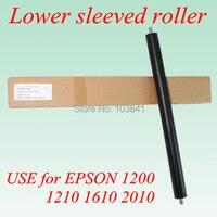 Free Shipping New Lower Pressure Sleeved Roller Or Fuser Pressure Roller For EPSON 1200 1210 1610