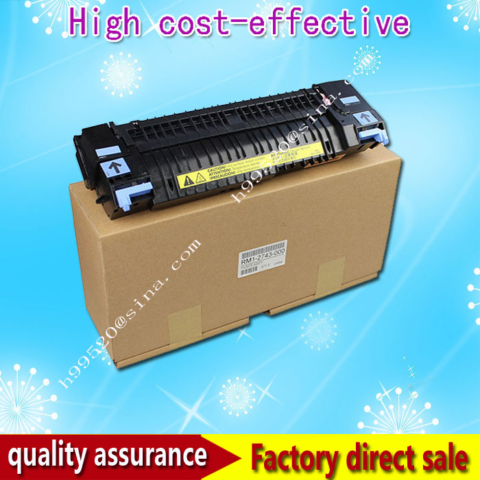 цена на Original 95%new for HP 3600 3800 CP3505 3000 2700 Fuser unit / Fuser Assembly RM1-2665-000 (110V) RM1-2743-000 (220V)