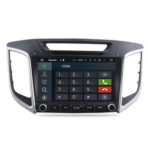 """Image 5 - 9 """"IPS écran Android 9.0 lecteur DVD de voiture pour Hyundai ix25 Creta 2014 2018 stéréo 2 Din vidéo GPS Navigation Radio FM multimédia"""