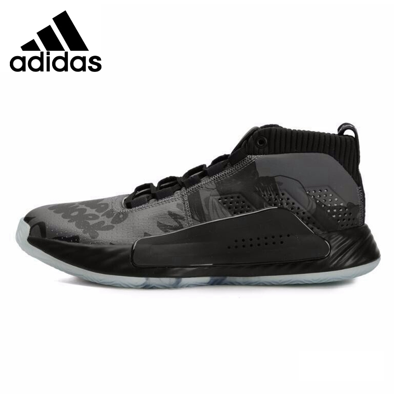 Original New Arrival Adidas DAME 5 - GEEK UP Men's Basketball Shoes Sneakers 1