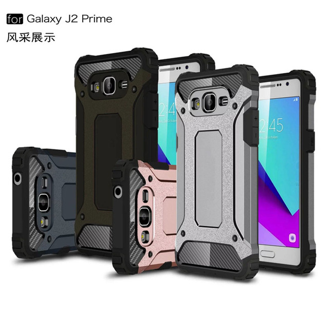 For Samsung Galaxy J2 Prime King Kong Armor 2 In 1 Reason Soft Rubber