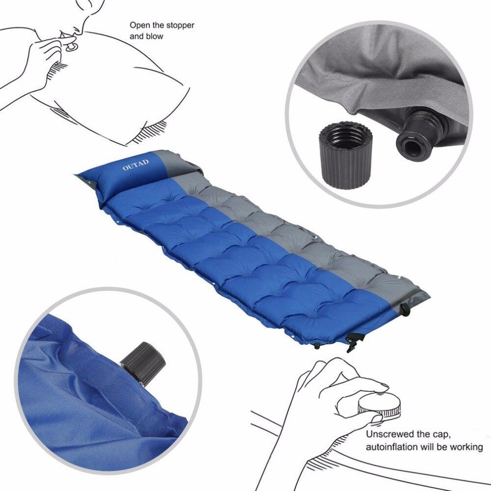 Gelert Hiker Self-Inflating Mat