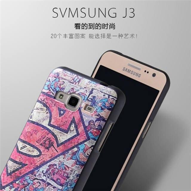 cover para samsung j3