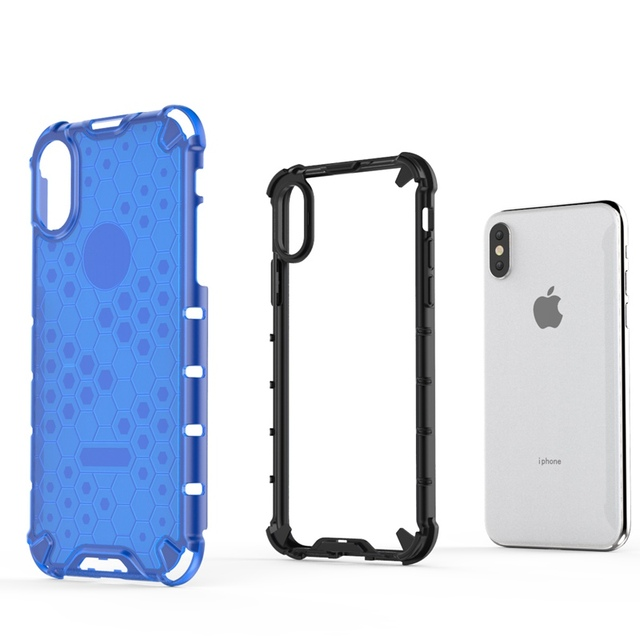 Y-Ta Honeycomb Case for iPhone 11/11 Pro/11 Pro Max 3