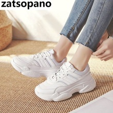 Women'S Flats Sneakers Fashion White Vulcanized Shoes Women Lace Up Round Toe Breath Air Mesh Running Shoes Size 35-39 white fashion mesh design flats