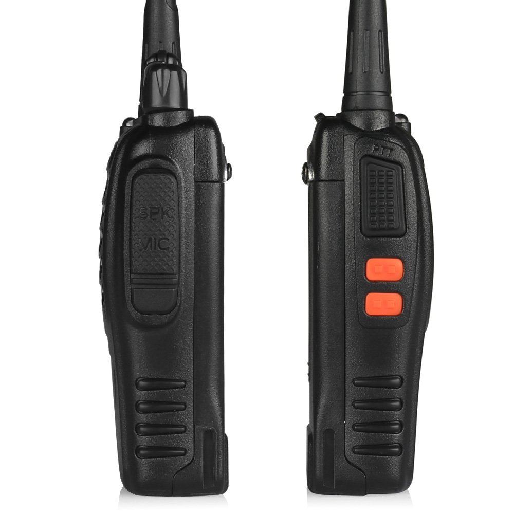 Image 4 - 1PC /2PCS Baofeng bf 888s Walkie Talkie Radio Station UHF 400 470MHz 16CH BF 888s Radio talki walki BF 888s Portable Transceiver-in Walkie Talkie from Cellphones & Telecommunications