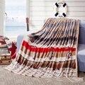 Утепленное мягкое одеяло из кораллового флиса