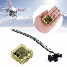 цена на Flight Controller With Wires FPV for Mini Power CC3D Open QAV 250 Board Quad