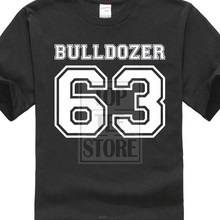 c5d5611d941 2017 design Lo Chiamavano Bulldozer Bud Spencer T0854 3D Print Tee Shirt  High Quality Short Sleeve
