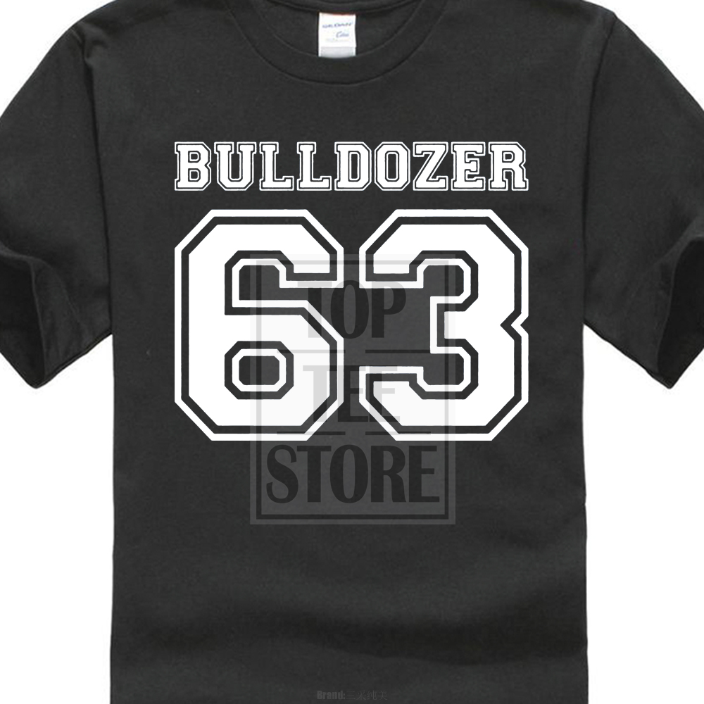 2017 design Lo Chiamavano Bulldozer Bud Spencer T0854 3D Print Tee Shirt High Quality Short Sleeve Tee ...