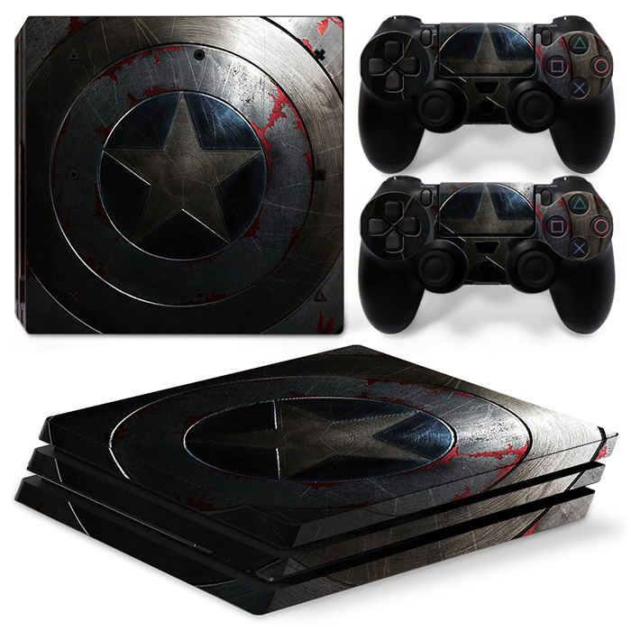 Hot Sale Protective Cover For PS4 PRO Sticker Skin