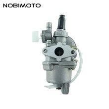 49cc Carburetor 40-6 13mm 2 stroke carburetor for 49cc air-cooling Mini Pocket/ATV-Quads/Mini Dirt Bike/Scooter HK-151