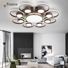 Modern Surface Mounted Modern Led Ceiling Lights For Living Room luminaria led Bedroom Fixtures Indoor Home Dec Ceiling Lamp