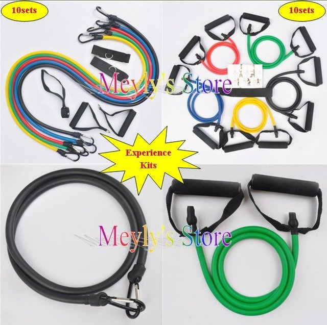 Free Shipping,Hot Resistance Bands Group