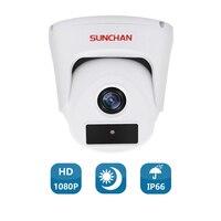 SUNCHAN 1/3 ''Цвет CMOS 2.0MP ahdh 1080 P AHD Камера CCTV ИК-фильтр Камера AHD 1080 P камеры видеонаблюдения для дома