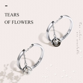 Finger Rings Tears Of Flowers4