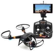 Global Drone GW007-1 Actualización DM007 WIFI FPV Con 720 P Cámara 2.4G 4CH 6 Ejes Modo $ Number RC Quadcopter RC Helicóptero de Control Remoto juguete