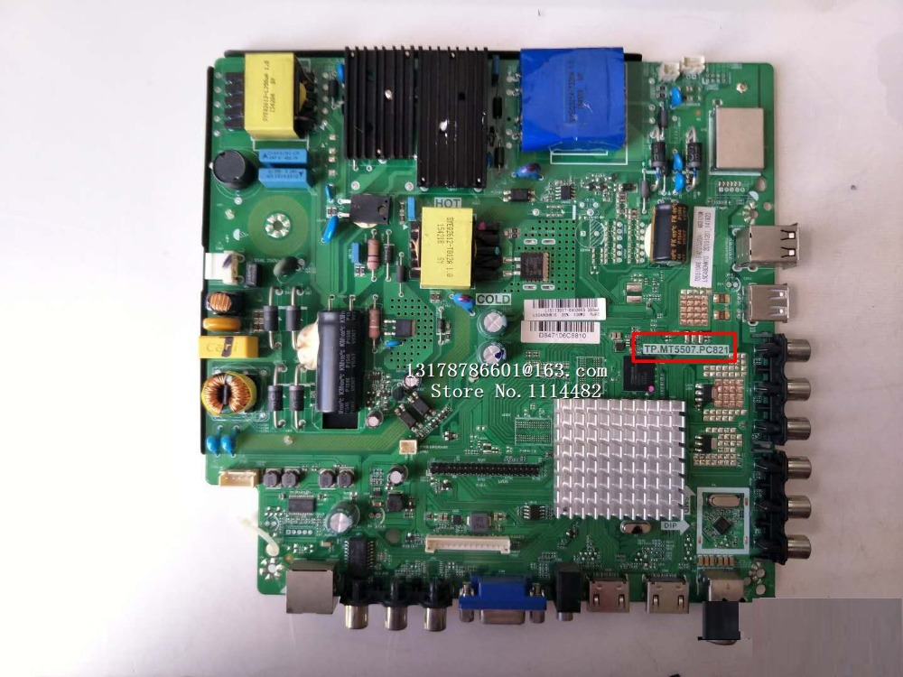 TP.MT5507.PC821 Logic board good test Original for 48CE1210M motherboard TP.MT5507.PC821TP.MT5507.PC821 Logic board good test Original for 48CE1210M motherboard TP.MT5507.PC821