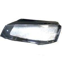 Per Audi A8 D5 2015-2017 frontale lampada ombra anteriore faro copertura trasparente del PC copertura del faro di copertura del faro shell