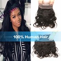 360 Lace Frontal With Bundle  Indian Body Wave Pre-Plucked 360 Frontal With Bundles 360 lace virgin hair with bundles