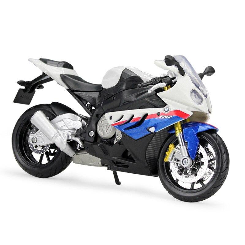 1:12 Maisto BMW S1000RR Diecast Motorcycle