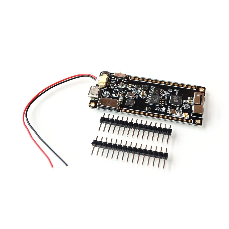 1pcs ESP32-WROVER T8 V1.7 TTGO ESP32 4MB PSRAM TF CARD 3D ANTENNA WiFi Module