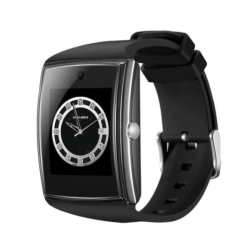 Smart Watch LG518 Smartwatch 3D Surface Clock Sim TF Card Watch phone NFC Smart Watch android WhatsApp Twitter Sports Wristwatch