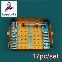 Best Fat cannula kit box Stem Cell Lipo Fat Transfer Liposuction metal box Health