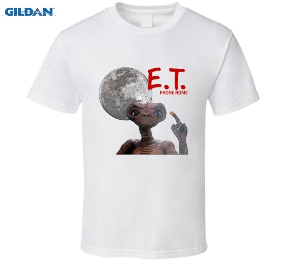 E.T phone home movie tshirt