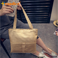Best Gift Hcandice New Fashion PU Leather Women Shoulder Bags Tote Purse Satchel Bag drop ship bea676