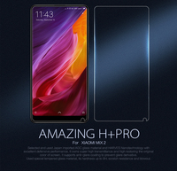 For Xiaomi Mi MIX 2 Screen Protector NILLKIN Amazing H PRO Tempered Glass Protective Film For