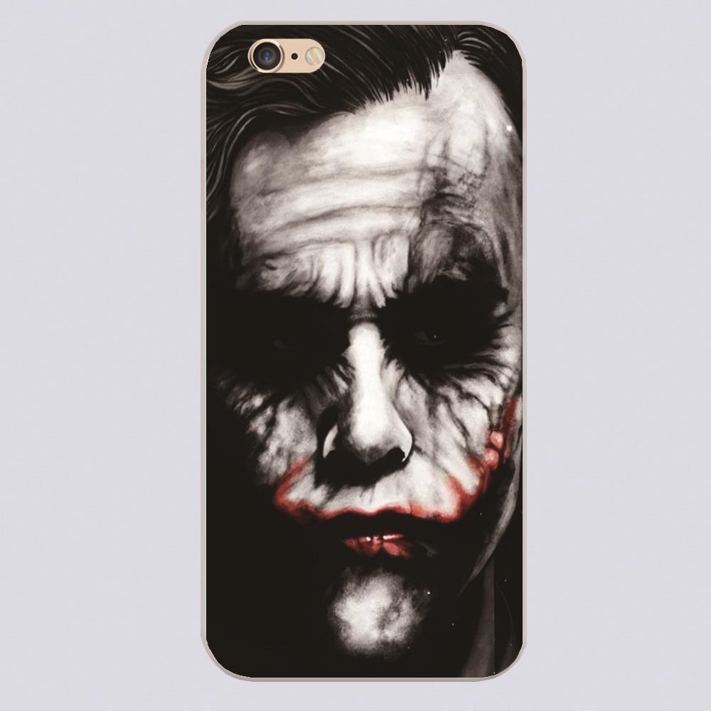 For marvel joker batman Design case cover cell phone cases