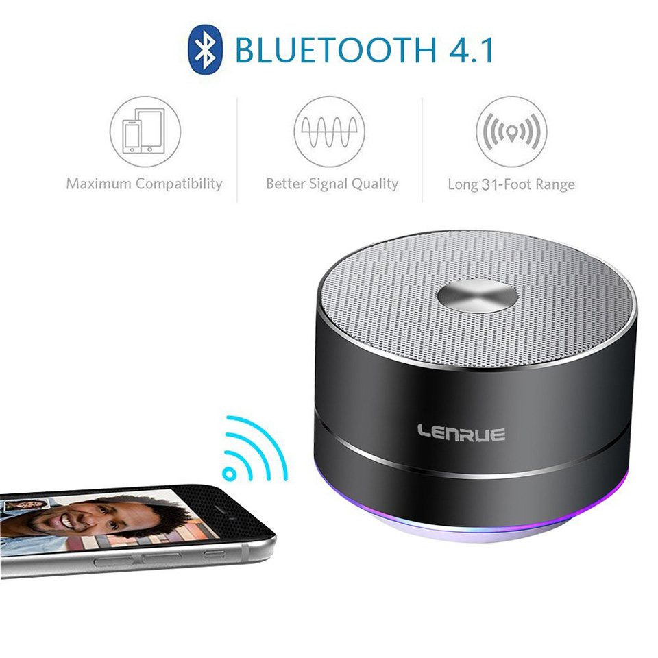 Bluetooth speaker--1