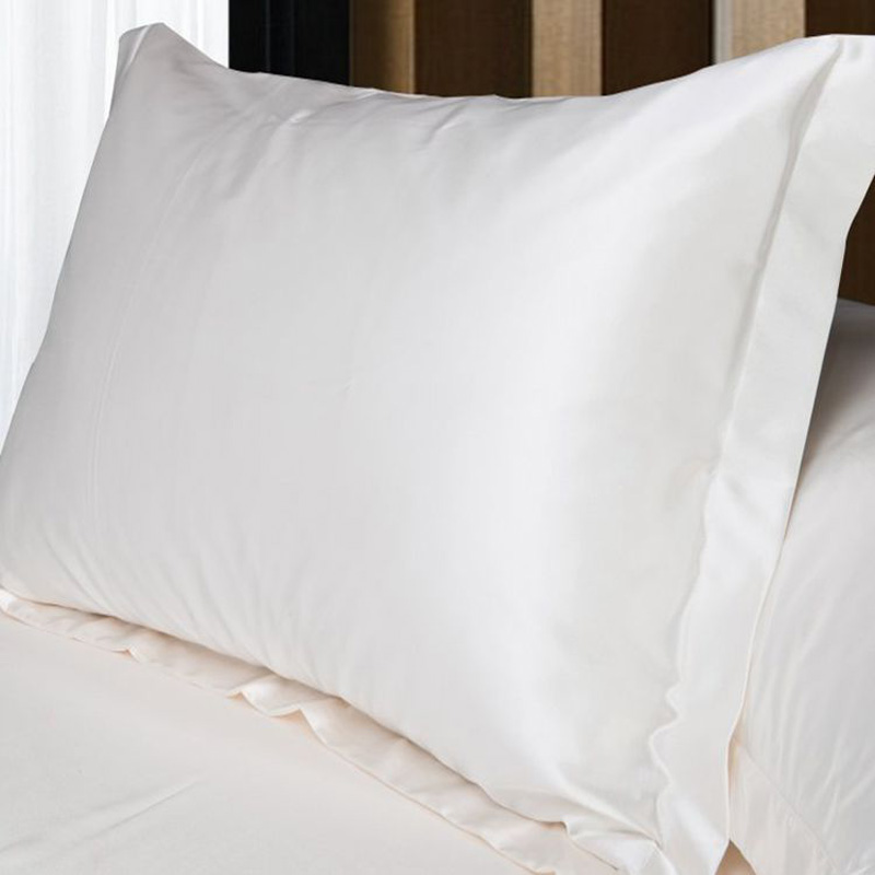 Silk Pillow Case Double Face Envelope Silk Pillowcase Silk