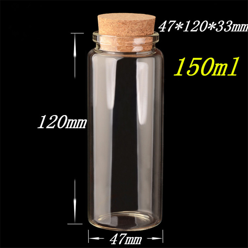 Ml Glass Wide Mouth Vial