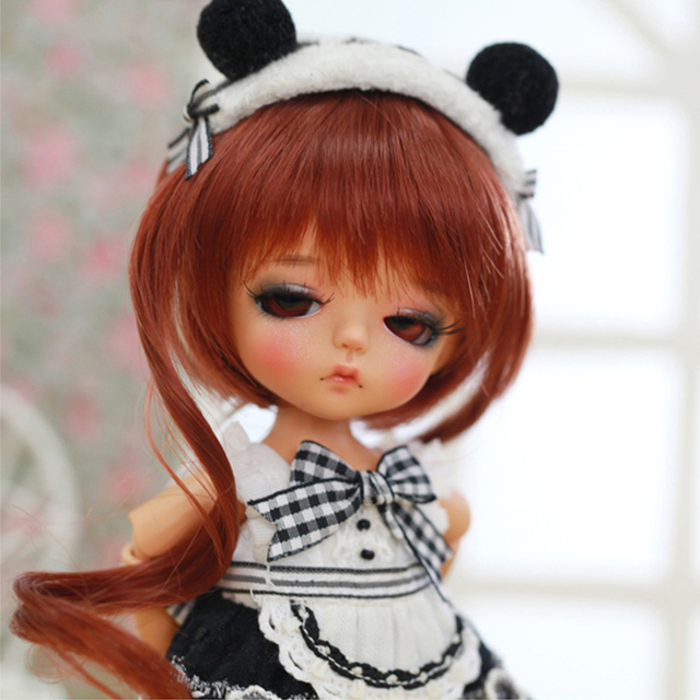 LITTLE LINO DRESS OUTFIT FROM CLEAR LAN FOR BJD LATI YELLOW ...