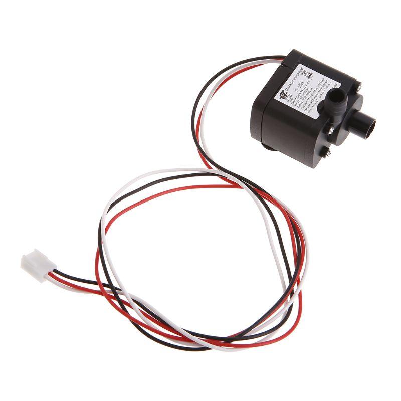 Pumpen 5-12 V Dc Mini Bürstenlosen Amphibien Stumm 300l/h Tauch Wasserpumpe Jt-180 Pumpen, Teile Und Zubehör