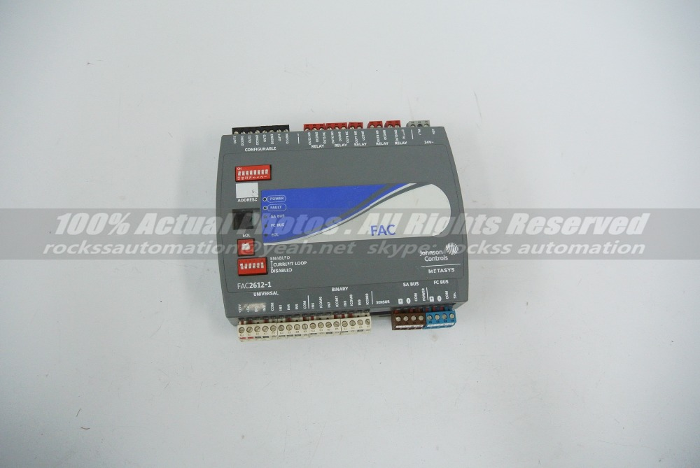 MS-FAC2612-1 Used In Good Condition With Free DHL* / EMS a171scpu used in good condition with free dhl ems