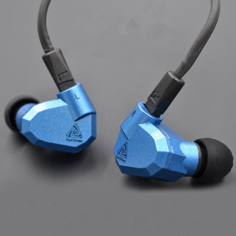 2017 New KZ ZS5 2DD+2BA Hybrid In Ear Earphone HIFI DJ Monito Running Sport Earphones Earplug Headset Earbud for IOS&Android hangrui xba 6in1 1dd 2ba earphone hybrid 3 drive unit in ear headset diy dj hifi earphones with mmcx interface earbud for phones