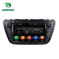 4GB RAM Octa Core Android 8.0 Car DVD GPS Navigation Multimedia Player Car Stereo for Suzuki SX4 / S Cross 2014 2015