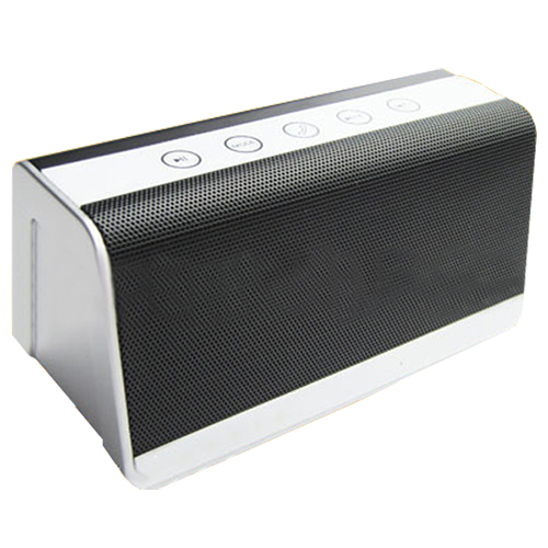 Portable Bluetooth 4 0 font b Speaker b font with Touchpad Black