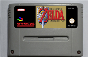 Zeldaed Link to the past or Parallel Worlds or Goddess ofWisdom or BS Zeldaed REMIX - RPG Game Card EUR Version Battery Save цена